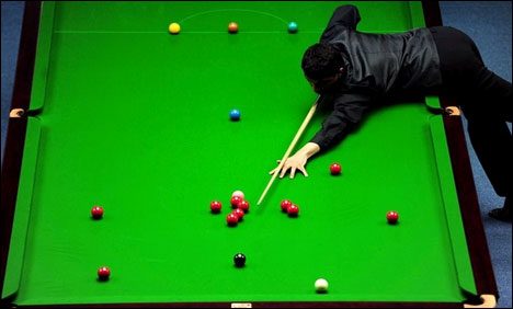 snooker betting india