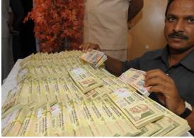 illegal betting money
