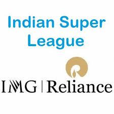 India Soccer ISL logo