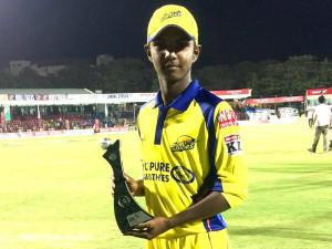 Nikin Jose 2015 - Karnataka - Mysuru Warriors