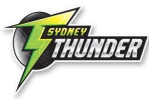 Sydney Thunder cricket, Big Bash League