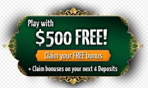 Indio Casino Bonus