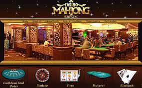 Sikkim - Casino Mahjong
