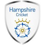 Hampshire cricket team logo