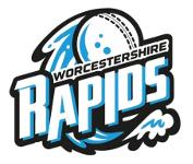 Worcestershire Rapids crest