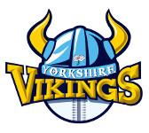 Yorkshire Vikings crest