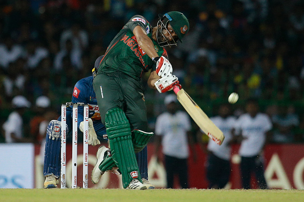Bangladesh cricketer Tamim Iqbal could be a standout performer at the 2019 World Cup.