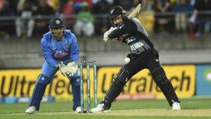 New Zealand opening batsman Martin Guptill
