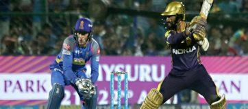 Kolkata Knight Riders and Chennai Super Kings Head Points Table