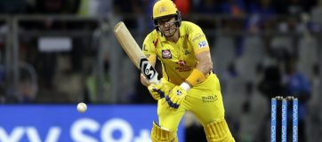Chennai Super Kings Celebrate After Comfortable Victory Over Delhi