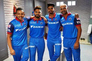 P Shaw, R Pant, S Iyer & S Dhawan