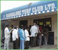 Banglore turf club, India horse racing