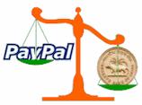 Paypal India logo