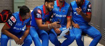 Delhi Capitals Will Face Mumbai Indians In Qualifier 1 On Nov 5