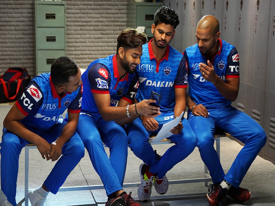 Delhi Capitals team players