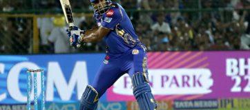 Kieron Pollard Helps Mumbai Indians Beat Chennai Super Kings