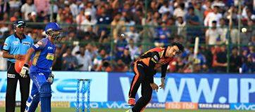 Sunrisers Hyderabad and Kings Xi Punjab Win Matches