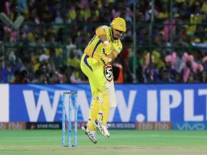 Chennai Super Kings player Suresh Raina left out his name for IPL 2020