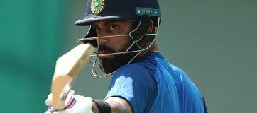 Kohli Speaks About World Cup Pressure