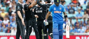 India Loses Warm-Up Match by Six Wickets