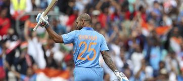 Dhawan Absence To Impact Balance Of Indian Batting Line-Up