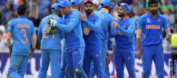 India Just Two Matches Away From 2019 ICC World Cup Victory