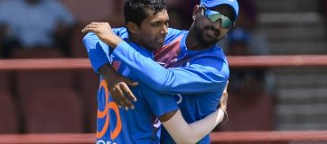 India Complete T20 West Indies Whitewash As Young Players Shine