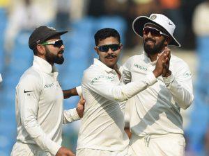 India World Test Championship 2019
