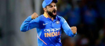 Virat Kohli Becomes India's Most Successful Captain Surpassing MS Dhoni