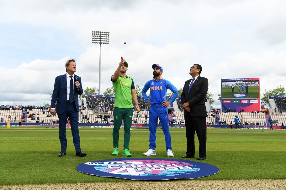 India lead the T20 World Cup betting odds