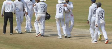 India Win First Test, Takes Big Lead In World Test Championship Table