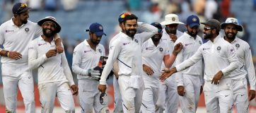India Rout South Africa in Freedom Series For 11th Straight Home Win