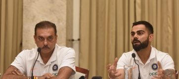 Four Reasons Why India Head Coach Ravi Shastri Gets Flak From Fans