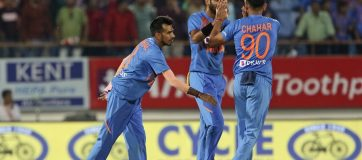 India Seals T20 Series, Thanks To Deepak Chahar Hat Trick
