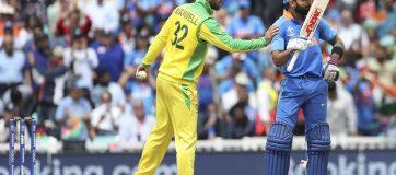 Kohli Says Players Must Follow Glenn Maxwell's Mental Health Example