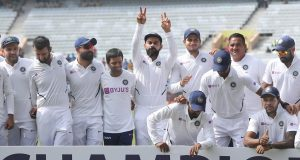 India vs. England - Third Test