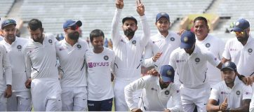 Home Team Has Edge Experience, Talent In India-Bangladesh Test Series