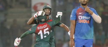 Bangladesh Win in Adverse Conditions Against India