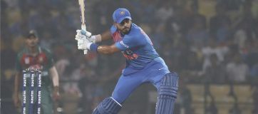 Shreyas Iyer Is India's Best Option At No. 4 In ODI And T20 Cricket