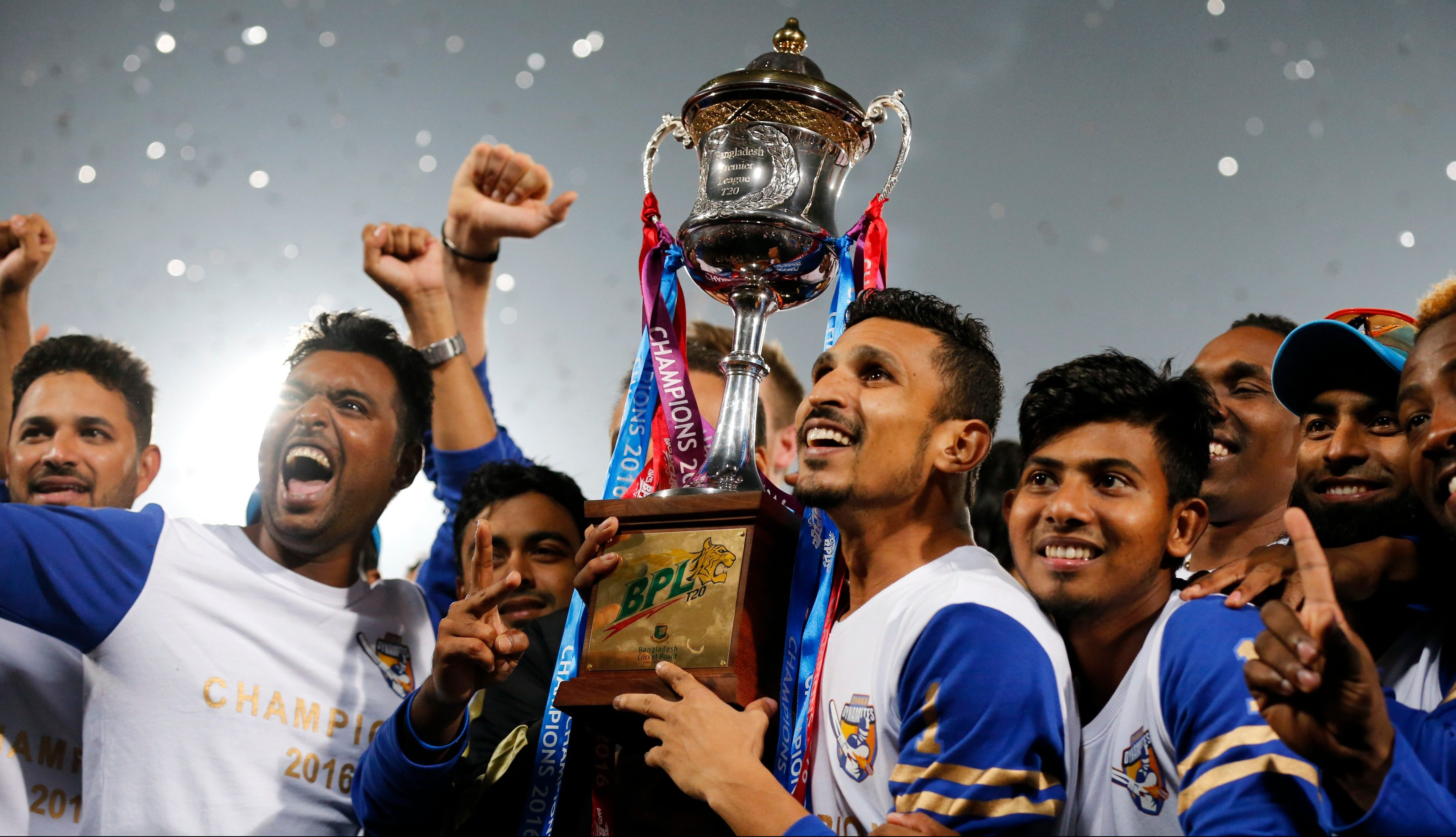 BPL - Bangladesh Premier League Champions - Dhaka Platoon