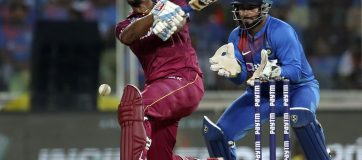 West Indies Take Advantage Of Sloppy India