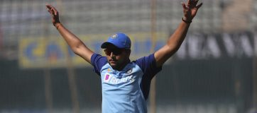 India Mull Changes Ahead Of Deciding T20I