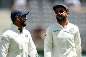 Virat Kohli defends Rishabh Pant