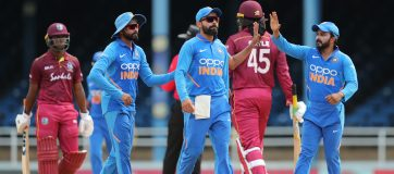 India Heavy Favourites Against West Indies