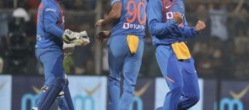 Team India Player Report Card After India v West Indies T20 Series