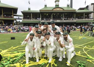 Australia trounce New Zealand and are ready for India next