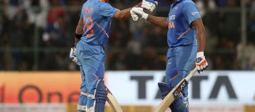 India Outplay Australia To Clinch Series