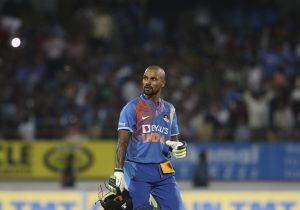 Shikhar Dhawan will be in the spotlight in the India v Sri Lanka T20I series
