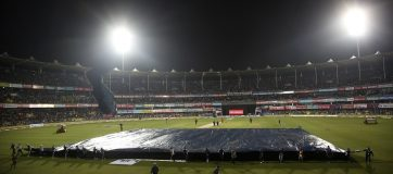 Rain Forces Abandonment Of First Ind v SL T20I
