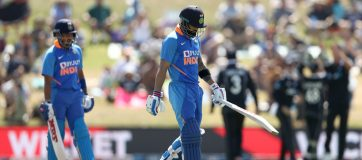 Team India Player Report Card After New Zealand v India ODI Series